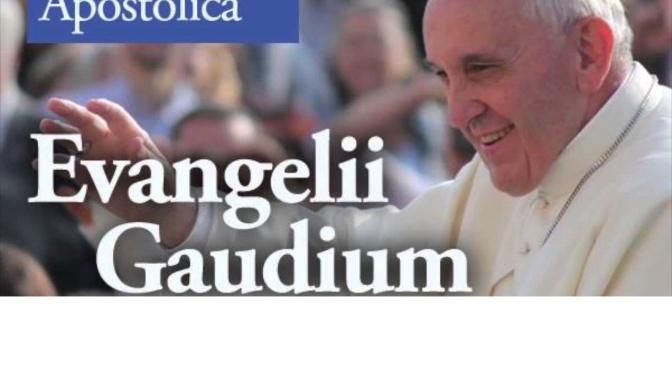 Evangelii gaudium ¿es doctrina social de la iglesia?