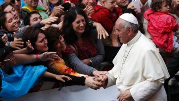 """Catequesis del Papa: """"la convivencia pacífica entre religiones es posible"""""""