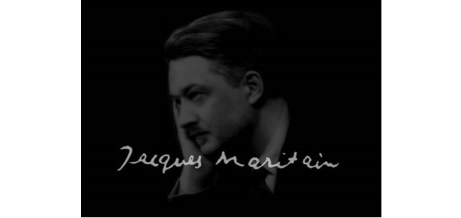 JACQUES MARITAIN: SU PENSAMIENTO POLÍTICO  Y SU RELEVANCIA ACTUAL