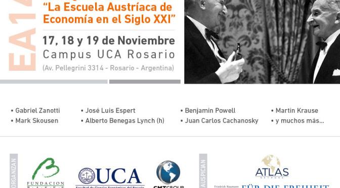 V Congreso Internacional de Escuela Austriaca