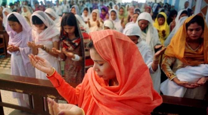 Paquistaníes cristianos en Italia piden por la libertad religiosa
