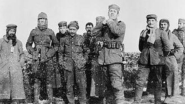 Se cumplen 100 años del momento más emotivo de la Primera Guerra Mundial