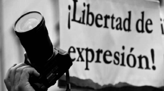 Libertad de expresión y Estado de Derecho