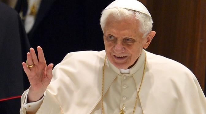 La mole del mal y la misericordia, según el teólogo Ratzinger – José Luis Restán
