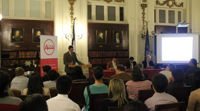 Primer evento del Círculo Acton en Chile