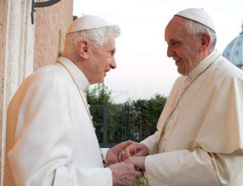 Francisco, Benedicto XVI y el Vaticano II