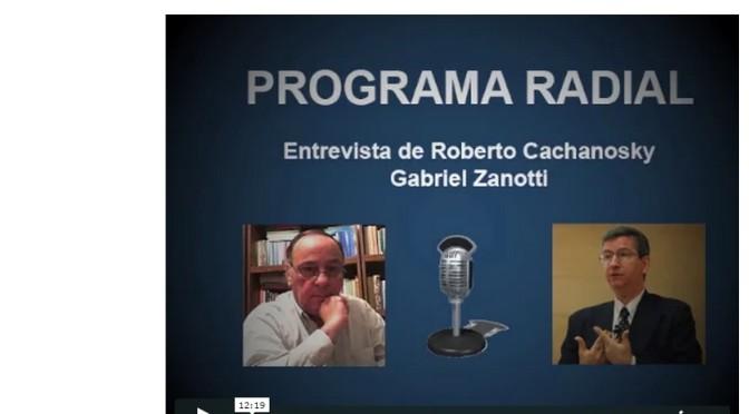 EPT (Economía para todos): Entrevista a Gabriel J. Zanotti