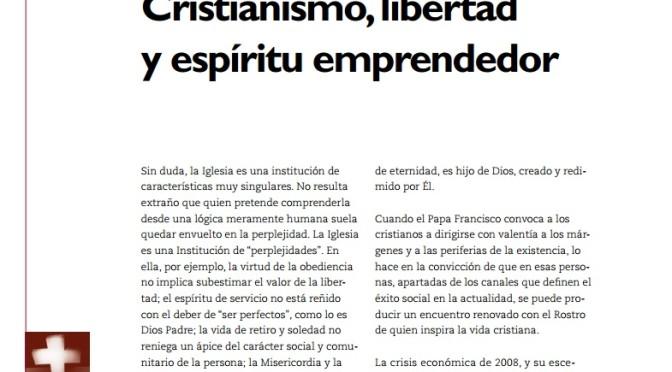 Revista Empresa: Cristianismo, Libertad y Espíritu Emprendedor (5 de mayo, 2015)