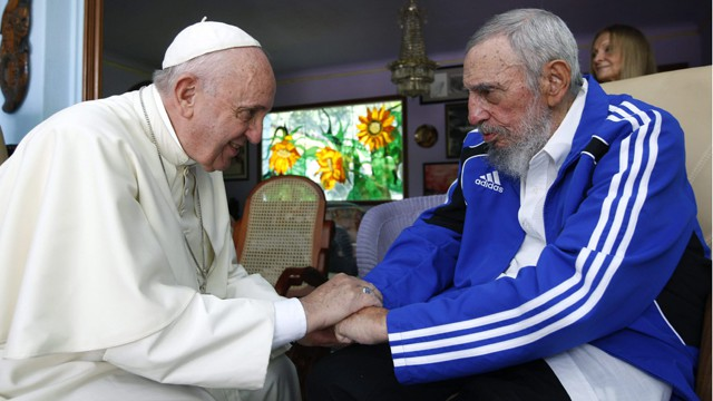 La religión de Fidel Castro