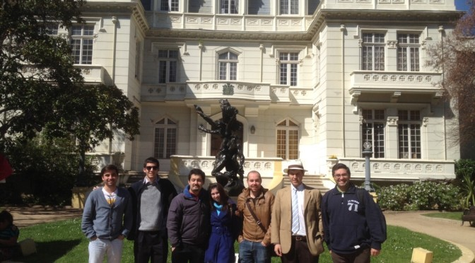 Novedades del flamante Círculo Acton en Chile