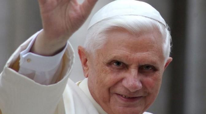 """Benedicto XVI: """"Contra el ateísmo y el radicalismo integralista sirve una concepción de Estado que convenza"""" – Federico Cenci"""