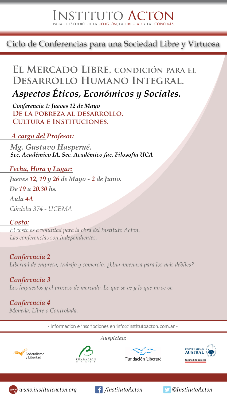 Flyer Seminario Gustavo Hasperue