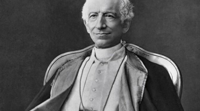 A los 125 años de la «Rerum Novarum», de León XIII – Stefano Fontana