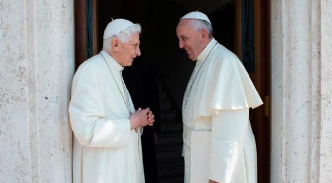 Conmemoración del 65 aniversario de la ordenación sacerdotal del Papa emérito Benedicto XVI