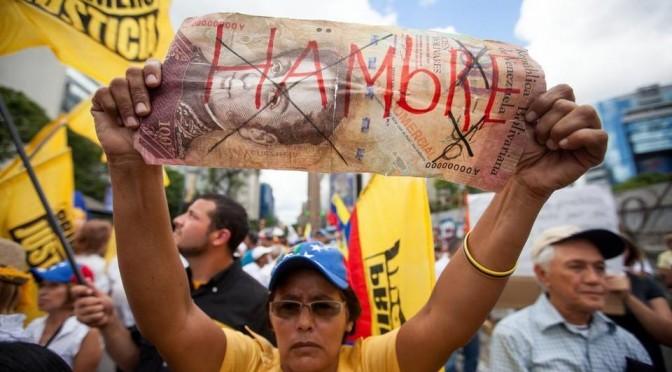 El superior dominico en Venezuela explica el hambre en el país: precios multiplicados por diez