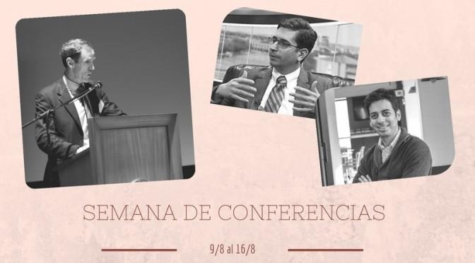 """16/8: Conferencia """"La Argentina de hoy; pobreza y desigualdad"""" – Nicolás e Iván Cachanosky"""
