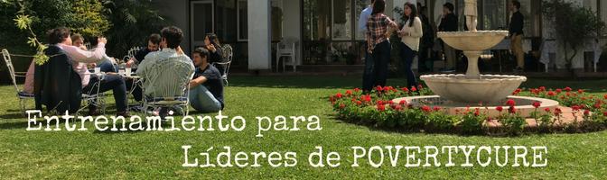 17/9/16: Coloquio para líderes de PovertyCure