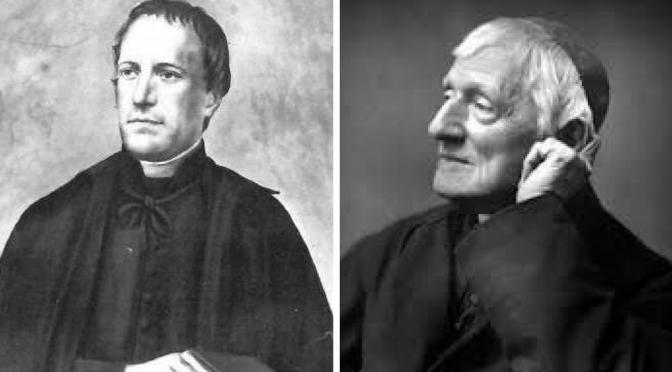 Newman y Rosmini: el encuentro que no sucedió – Juan F. Franck