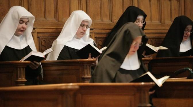 Las monjas «brokers»: No podían hacer frente a los gastos del convento y ahora son expertas en bolsa