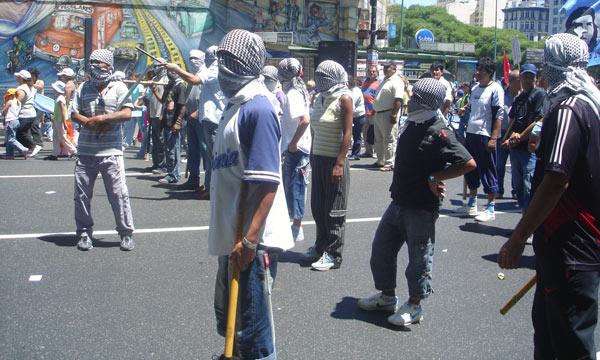 ¿Manifestaciones o piquetes? Las cosas por su nombre – Gustavo Irrazábal