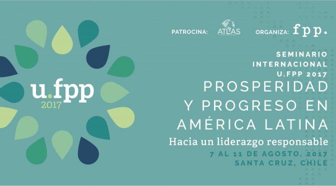 Evento recomendado: Prosperidad y progreso en América Latina