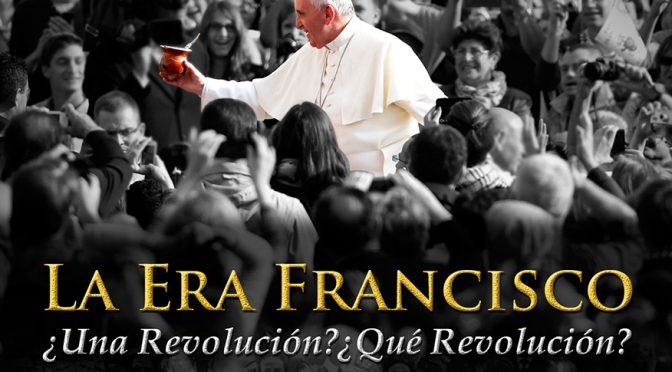 """16/11: Presentación del libro """"La era Francisco"""""""