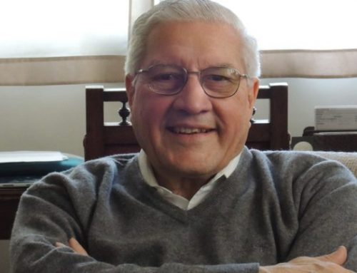 Adiós, querido Rafael Braun (1935-2017)