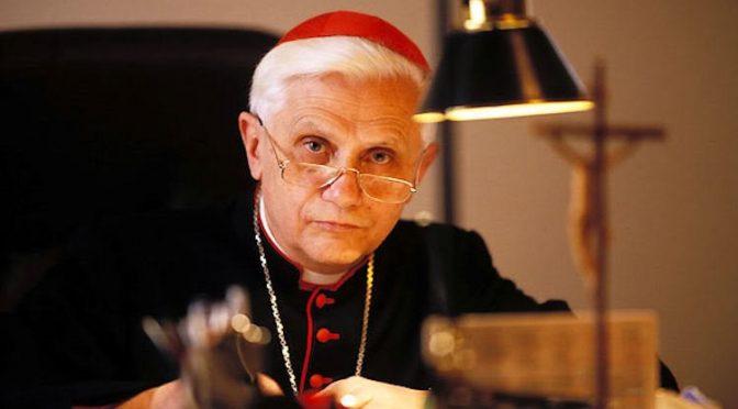 """Ratzinger profetizó la """"letanía"""" de la Iglesia del nuevo paradigma hace 30 años – Juanjo Romero"""