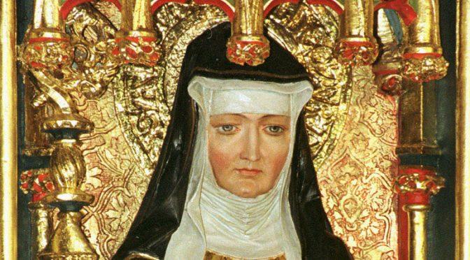 Sobre una carta de Santa Hildegarda de Bingen – Berny Prieto Villafuerte