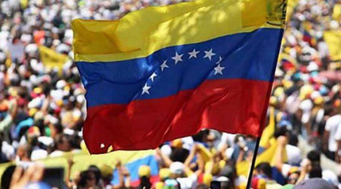 Venezuela somos todos – Gabriel Zanotti