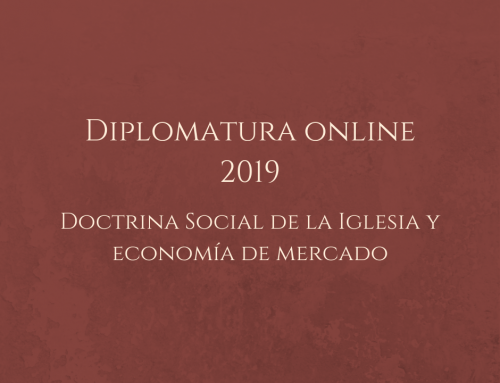 Diplomatura online 2019