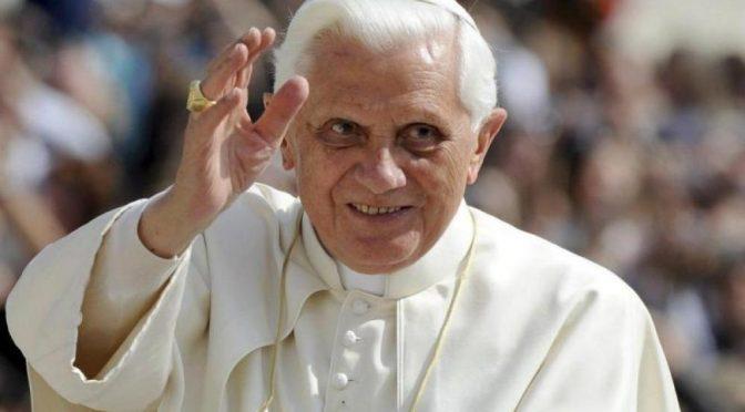 Benedicto XVI y su documento. Análisis y resumen del P. Santiago Martín