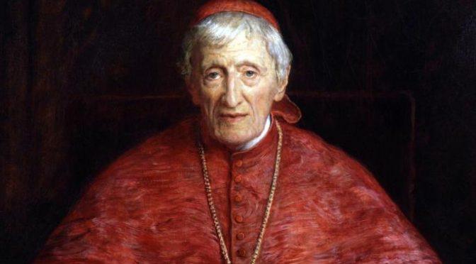 Una reseña de un libro del Cardenal Newman – Pablo López Herrera