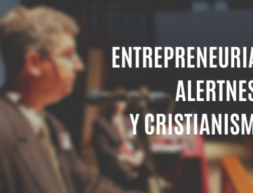 Entrepreneurial alertness y cristianismo