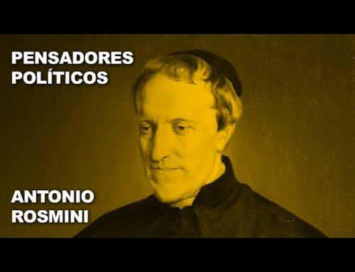 Antonio Rosmini – con Carlos Hoevel y Pedro Mazzeo
