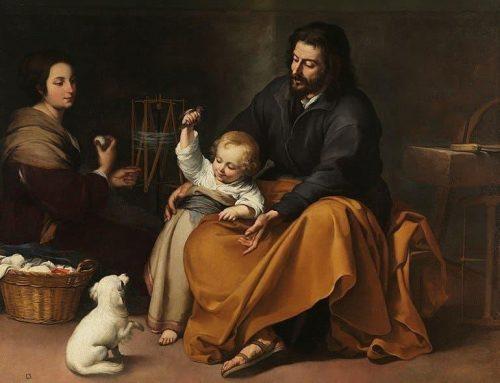 El Papa convoca el «Año de San José» y en una Carta Apostólica explica 7 aspectos de su paternidad – J. Lozano