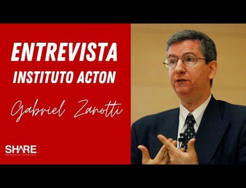 Práctica de virtudes como solución para salir del subdesarrollo – Gabriel Zanotti