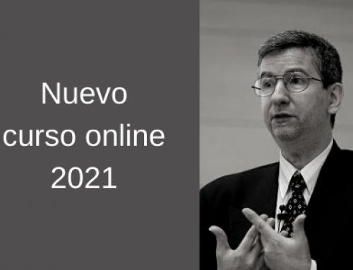 Curso online: «Dignidad humana, judeocristianismo y nuevas circunstancias culturales»