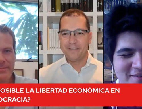 ¿Es posible la libertad económica en democracia? – Alberto Acosta y Mario Silar