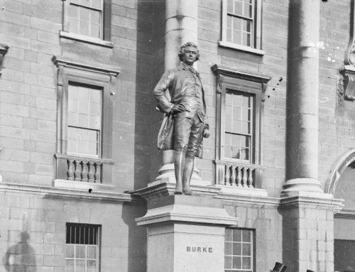 Edmund Burke, ¿por qué será que no se lo menciona en los cursos de estudios culturales? – Alejandro A. Domínguez Benavides