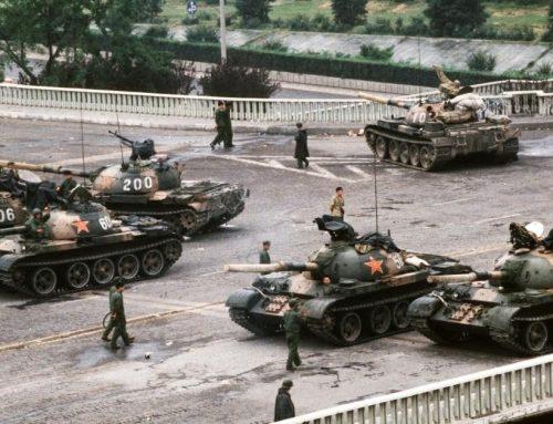 Sobreviviente del régimen: «China es más peligrosa que la Alemania Nazi»