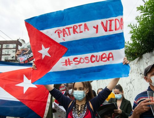 """El P. Rubén desde Cuba pide """"enterrar ese sistema obsoleto, absurdo y oscuro que es el comunismo"""""""